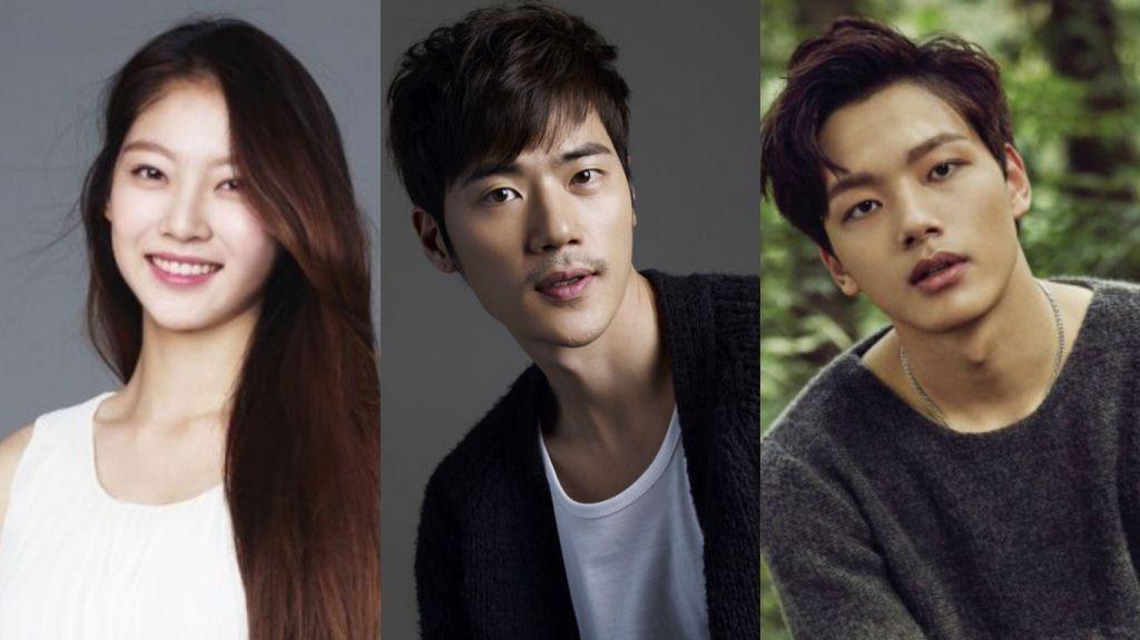 Yeo Jin Goo xác nhận tham gia phim khoa học viễn tưởng Circle (2)