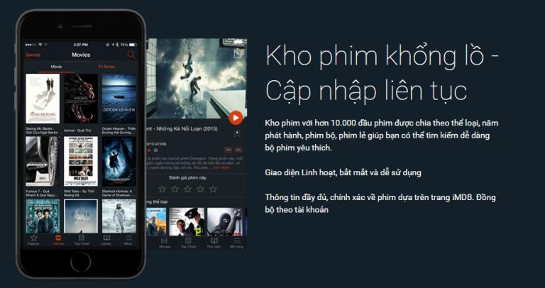 aPhim - Ứng dụng xem phim viễn tưởng trên Android và iOS hay nhất (1)