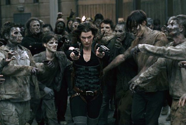 """Điểm qua loạt zombie gây ám ảnh trong series """"Resident Evil"""" (5)"""