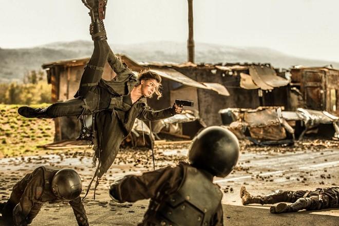 """Điểm qua loạt zombie gây ám ảnh trong series """"Resident Evil"""" (7)"""