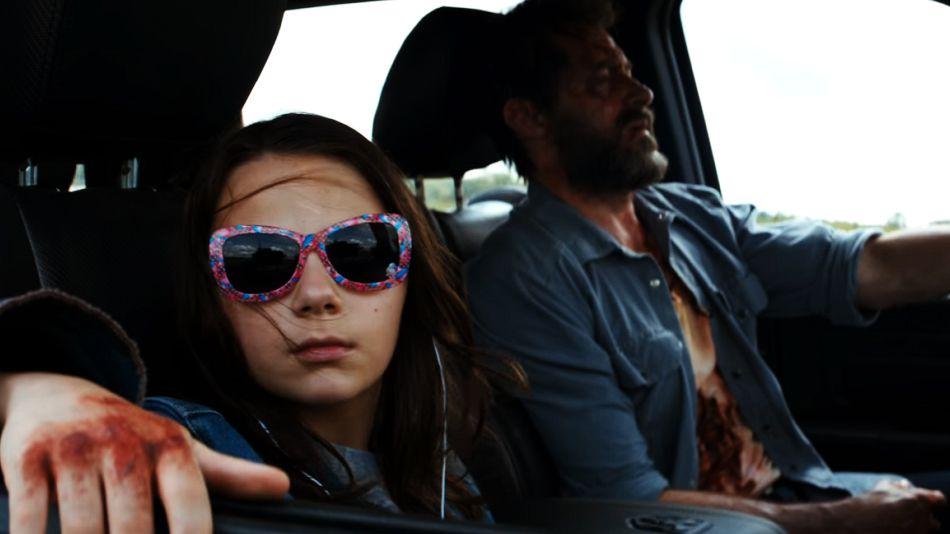 Diễn viên nhí 12 tuổi thành sao hành động cỡ bự sau Logan