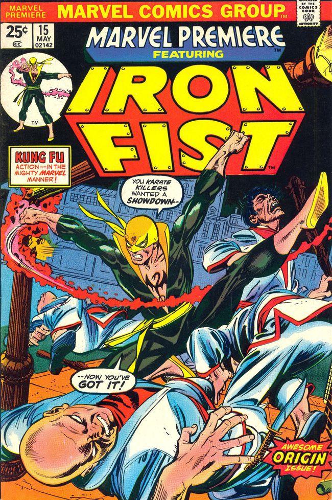 Iron Fist: Câu chuyện về vị anh hùng đường phố cuối cùng (5)