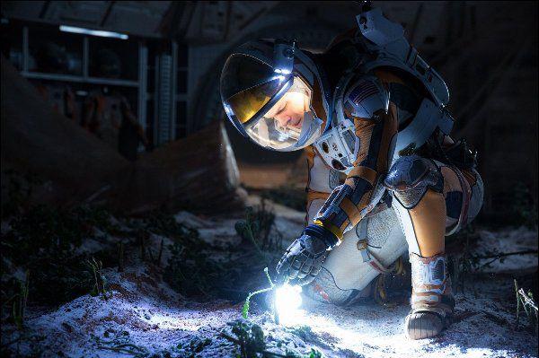 The Martian: Bộ phim viễn tưởng khoa học gây bão năm 2015 (2)