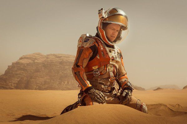 The Martian: Bộ phim viễn tưởng khoa học gây bão năm 2015 (1)