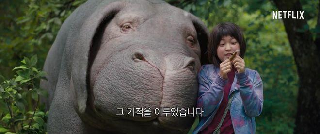 Bom tấn Okja tung trailer mới, hé lộ tạo hình của quái vật siêu đáng yêu (1)