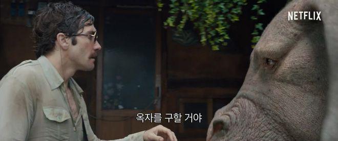 Bom tấn Okja tung trailer mới, hé lộ tạo hình của quái vật siêu đáng yêu (6)