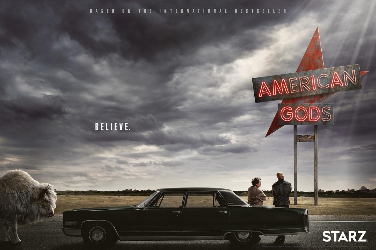 """Đi tìm thân thế của những vị thần mới lẫn cũ trong """"American Gods""""(1)"""