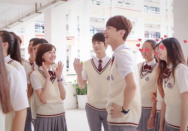 Những cặp đôi được yêu thích nhất trên màn ảnh Hoa ngữ 2017 (2)