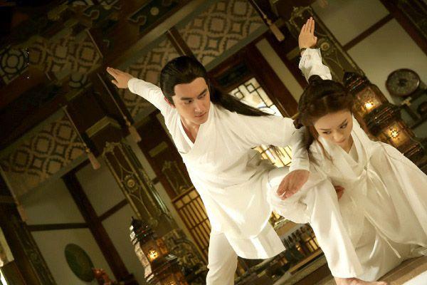 Những cặp đôi được yêu thích nhất trên màn ảnh Hoa ngữ 2017 (5)