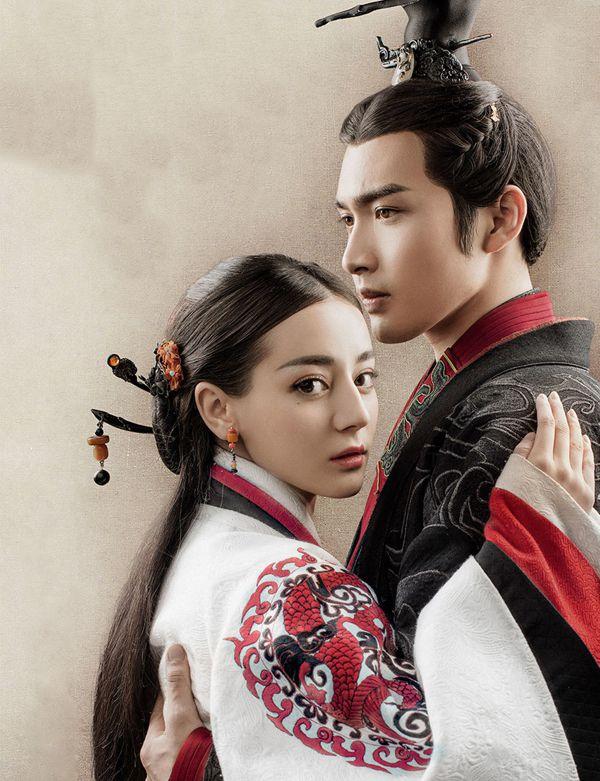 Những cặp đôi được yêu thích nhất trên màn ảnh Hoa ngữ 2017 (7)