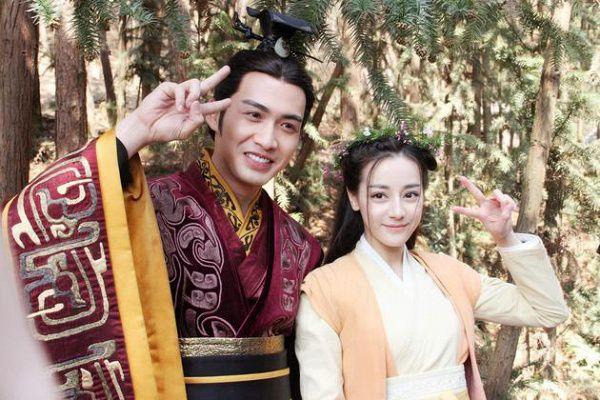 Những cặp đôi được yêu thích nhất trên màn ảnh Hoa ngữ 2017 (8)