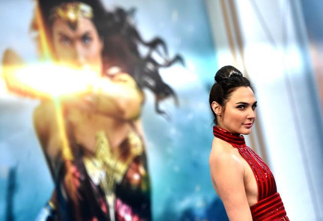 """Gal Gadot - """"Wonder Woman"""" hoàn mỹ đến không ngờ (8)"""