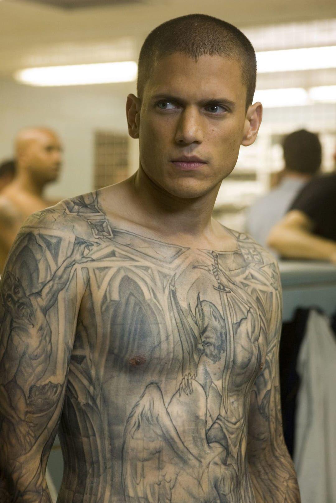"""Wentworth Miller: Michael Scofield năm ấy chúng ta từng """"theo đuổi"""" (2)"""
