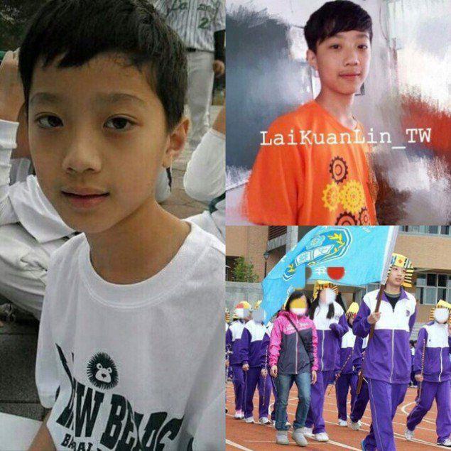 Đào mộ ảnh thời trẻ trâu của 11 hot boy WANNA ONE - Produce 101 (13)