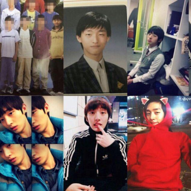 Đào mộ ảnh thời trẻ trâu của 11 hot boy WANNA ONE - Produce 101 (15)