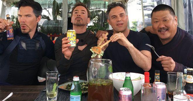 Robert Downey Jr. sẽ chia tay vai diễn Tony Stark/Iron Man? (2)