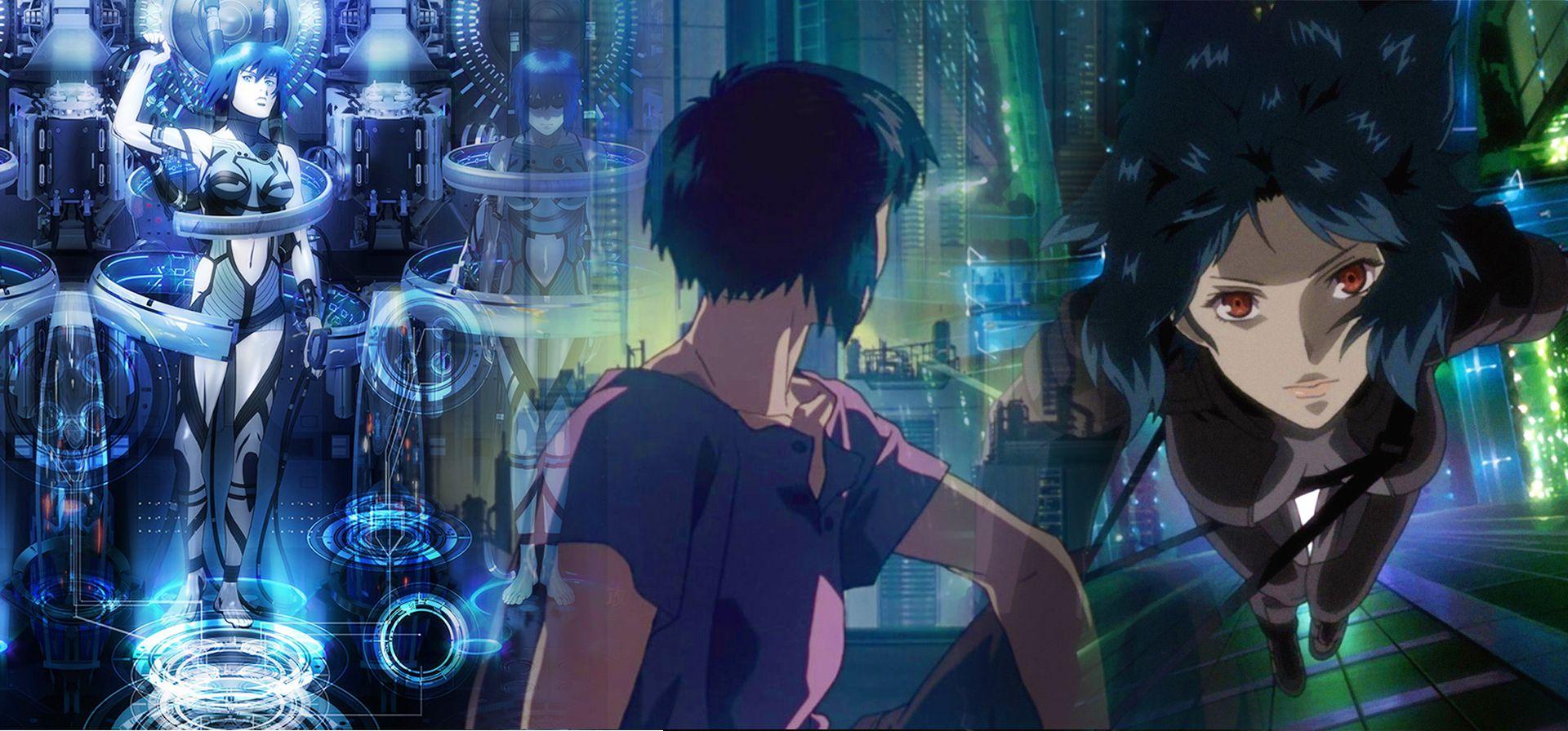 Top 10 anime viễn tưởng hay nhất mọi thời đại không thể bỏ qua (1