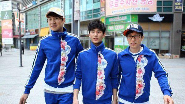 11 khách mời nam thần đốn tim khán giả của Running Man (4)