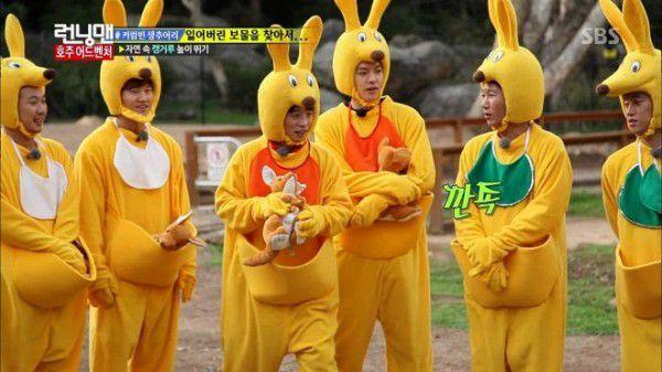 11 khách mời nam thần đốn tim khán giả của Running Man (8)