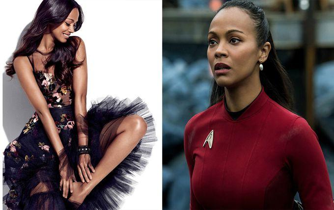 Điểm mặt 7 mỹ nhân của phim viễn tưởng nổi tiếng Star Trek (1)