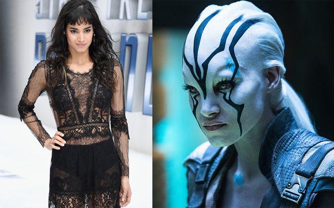 Điểm mặt 7 mỹ nhân của phim viễn tưởng nổi tiếng Star Trek (2)