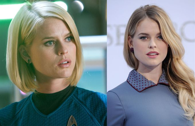 Điểm mặt 7 mỹ nhân của phim viễn tưởng nổi tiếng Star Trek (4)