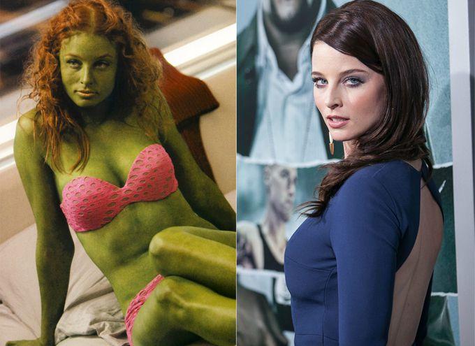 Điểm mặt 7 mỹ nhân của phim viễn tưởng nổi tiếng Star Trek (5)