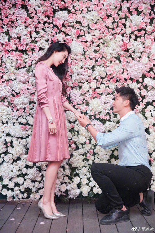 Phạm Băng Băng tạm ngừng đóng phim sau Thắng Thiên Hạ để kết hôn? (12)