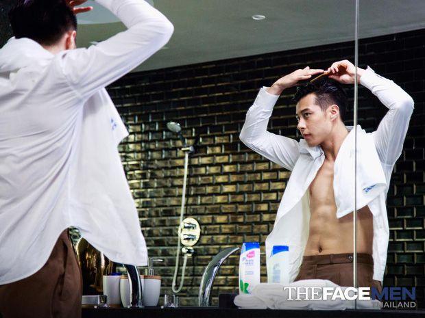 """""""Rửa mắt"""" với ngoại hình nóng bỏng của dàn trai đẹp The Face Men Thailand (4)"""