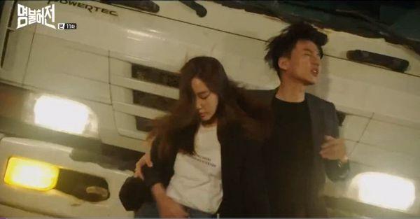 Trai đẹp Heo Im & Choi Yeon Kyung xuyên không về thời xưa (1)