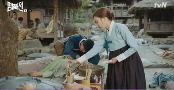 Trai đẹp Heo Im & Choi Yeon Kyung xuyên không về thời xưa (14)