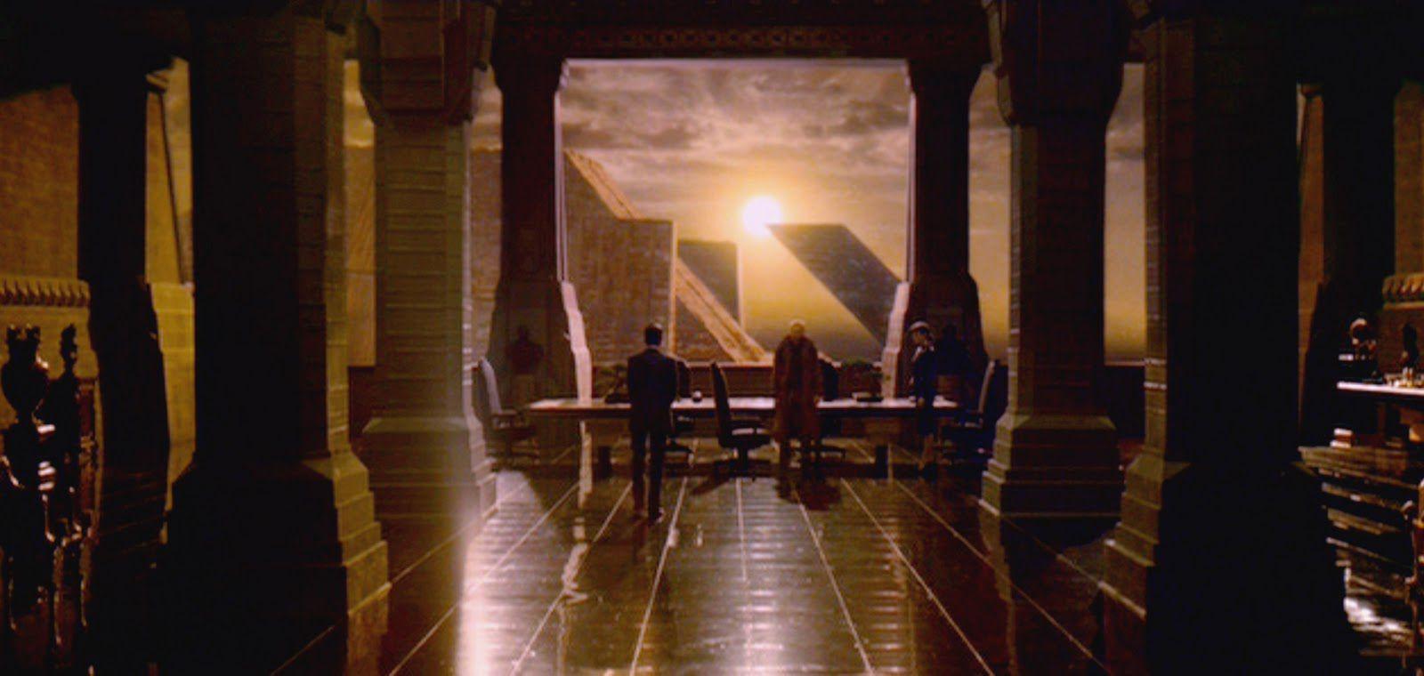 Blade Runner 2049: Một tác phẩm đẹp trên bầu trời giả tưởng u mê (1)