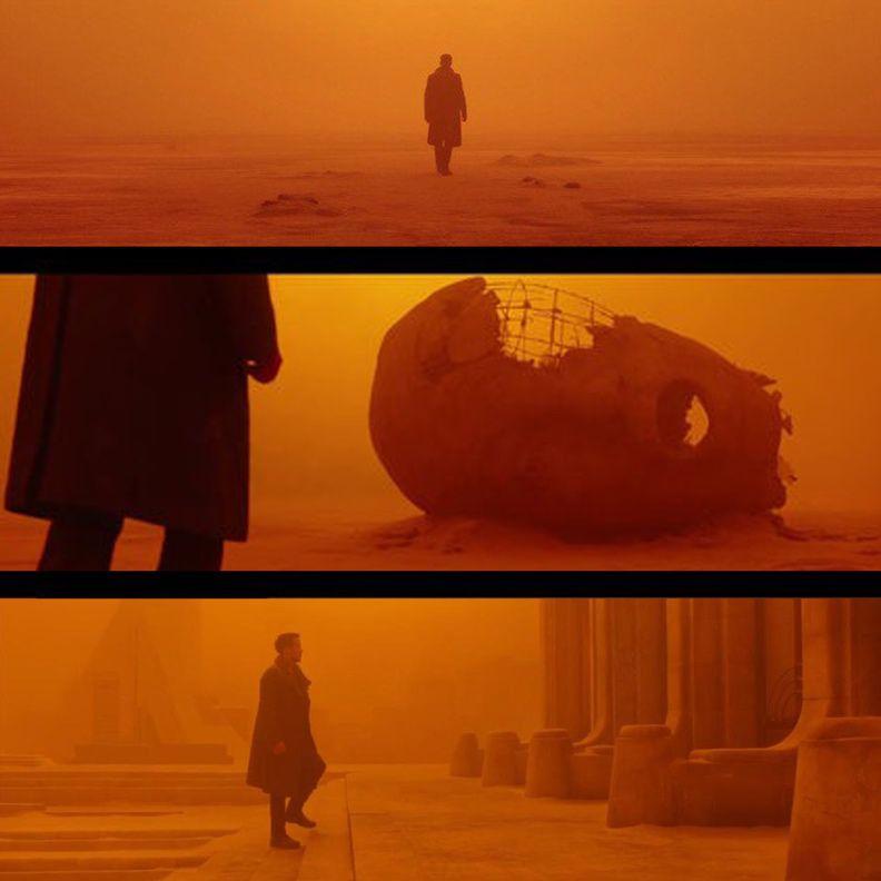 Blade Runner 2049: Một tác phẩm đẹp trên bầu trời giả tưởng u mê (3)
