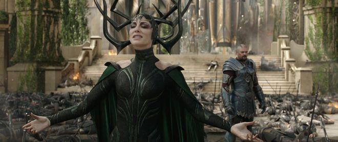 """Cùng các thánh soi nhặt sạn trong bom tấn """"Thor: Ragnarok"""" nào! (1)"""