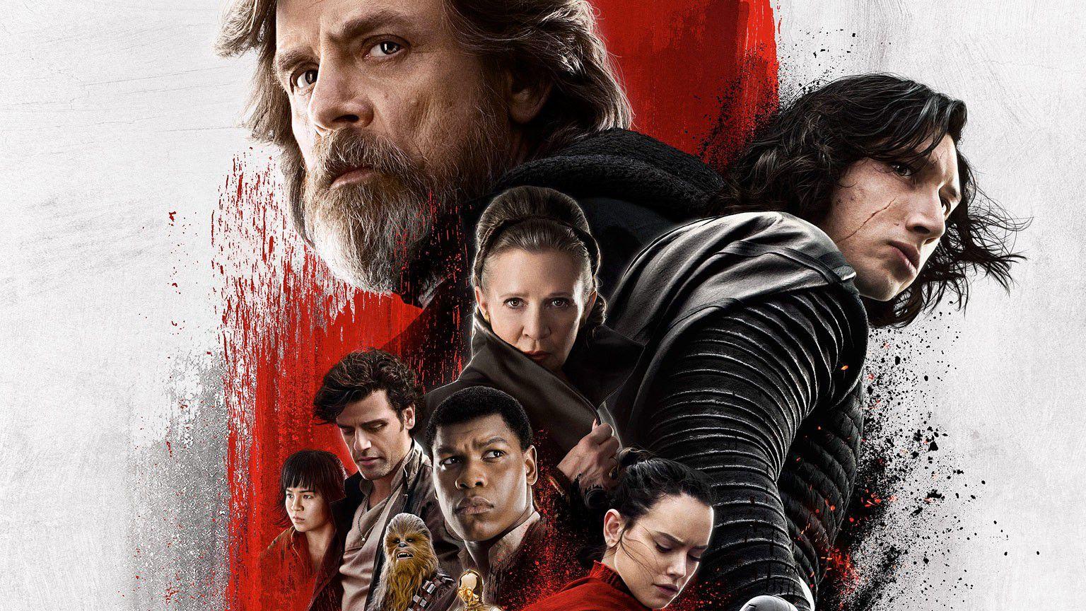 Star Wars: The Last Jedi - Món quà giáng sinh tuyệt vời của Disney (1)