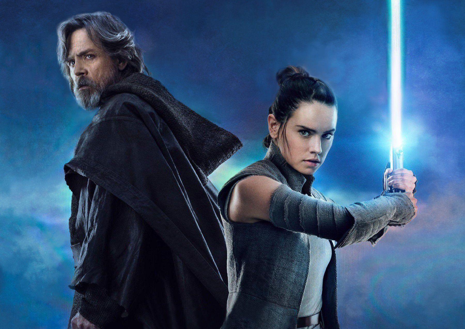 Star Wars: The Last Jedi - Món quà giáng sinh tuyệt vời của Disney (2)
