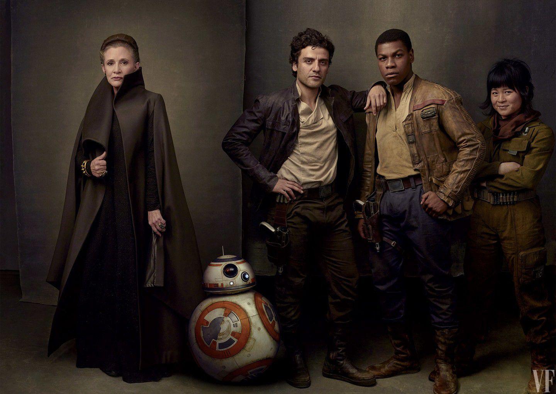 Star Wars: The Last Jedi - Món quà giáng sinh tuyệt vời của Disney (4)