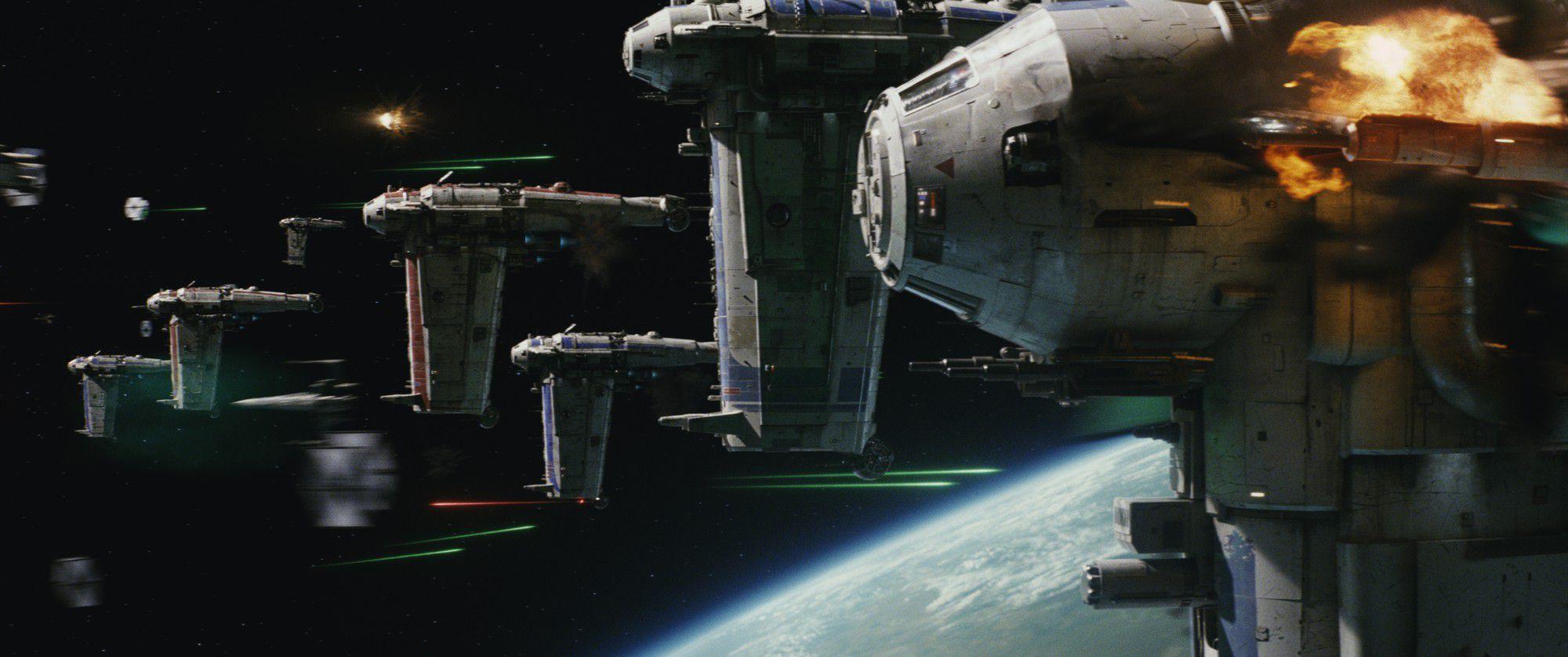 Star Wars: The Last Jedi - Món quà giáng sinh tuyệt vời của Disney (5)