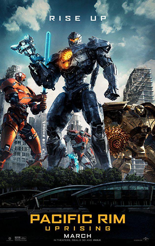 """Phim viễn tưởng """"Pacific Rim: Uprising"""" tung trailer mới gây thất vọng (2)"""