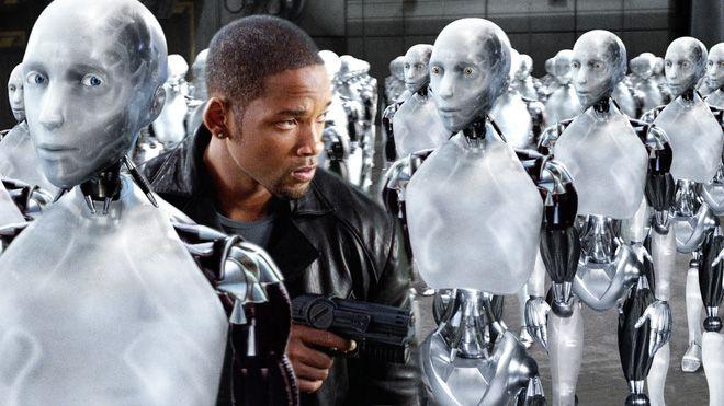 Những bộ phim về đề tài robot chống lại con người (5)