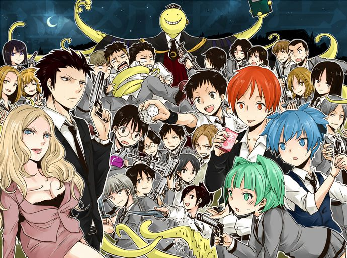 Những bộ truyện tranh manga hay nhất mọi thời đại - Top Manga Hay (1)