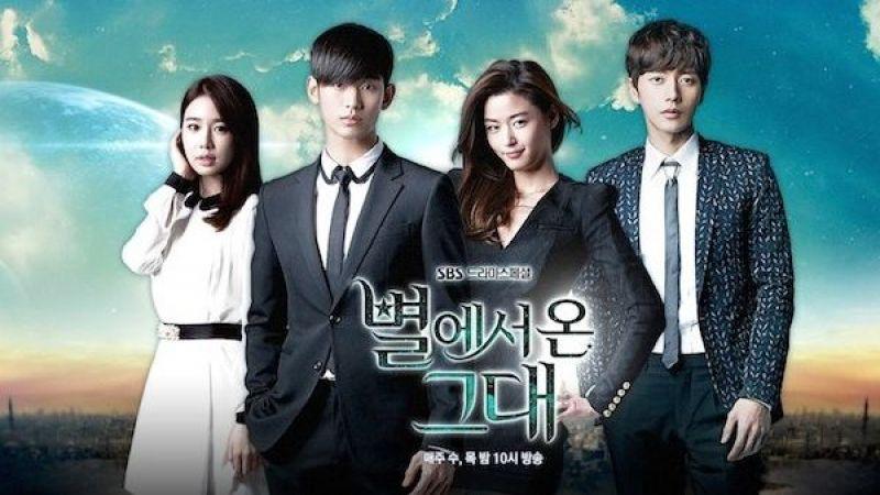 Top 4 phim viễn tưởng Hàn Quốc hay nhất mọi thời đại | Phim Bộ Giả Tưởng (1)