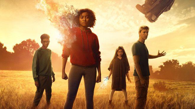 The Darkest Minds: Phim khoa học viễn tưởng 2018 cho giới trẻ (1)