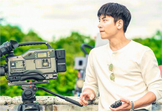 Ji Chang Wook hóa Captain Korea trong bộ phim Melting Me Softly (1)
