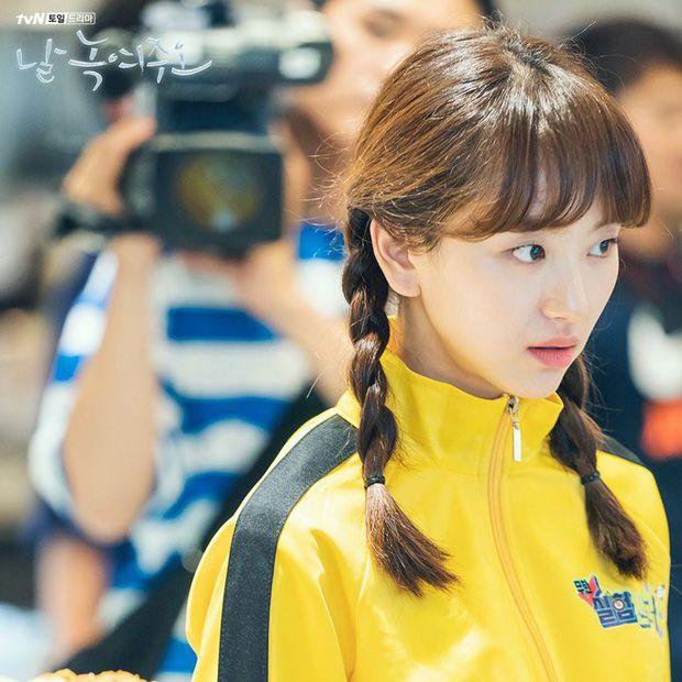 Ji Chang Wook hóa Captain Korea trong bộ phim Melting Me Softly (2)