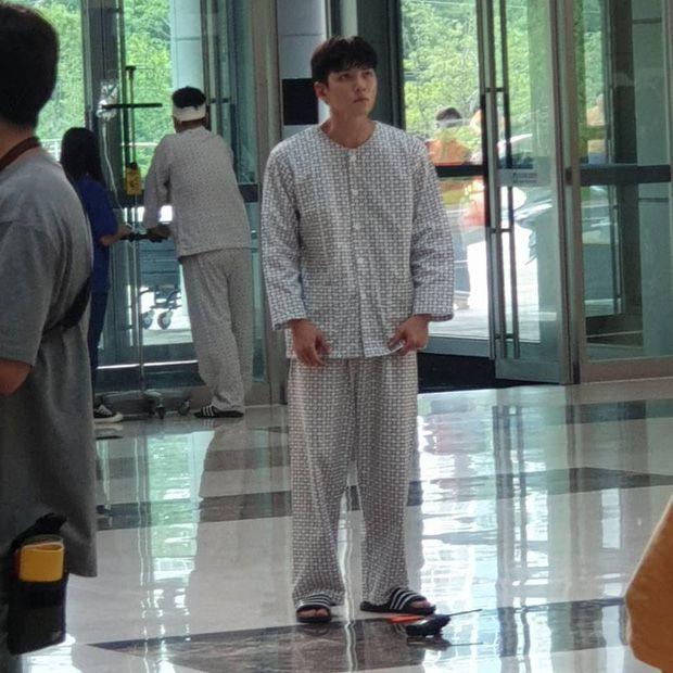 Ji Chang Wook hóa Captain Korea trong bộ phim Melting Me Softly (3)